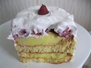 JEDNOSTAVNA VOĆNA TORTA